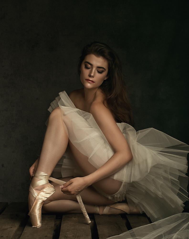 Ballerina by Alex Logaiski