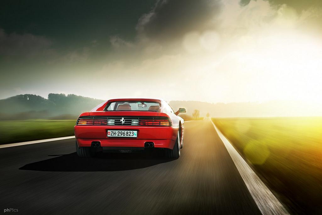 Ferrari 348ts by Pascal phPics