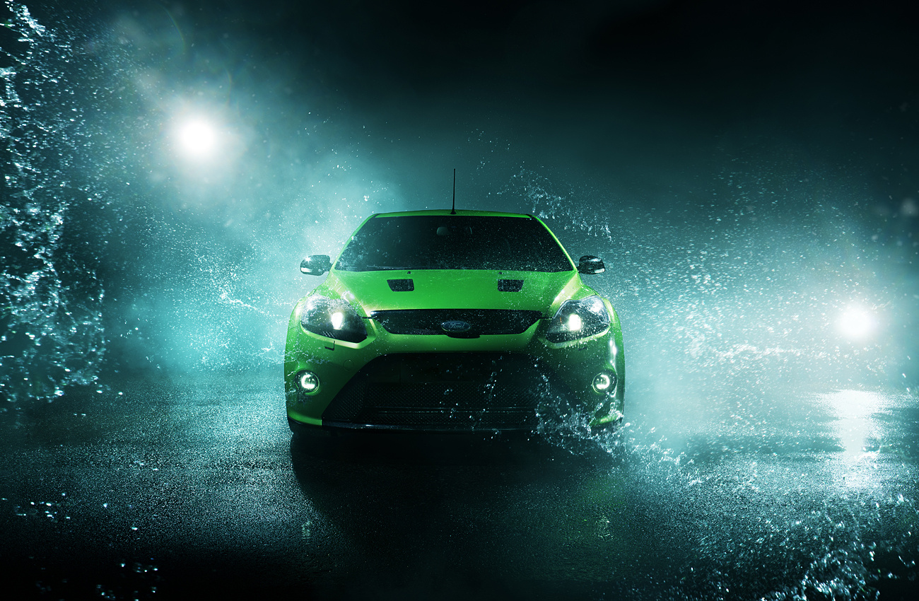 Ford Focus RS - Waterseries by Pascal phPics