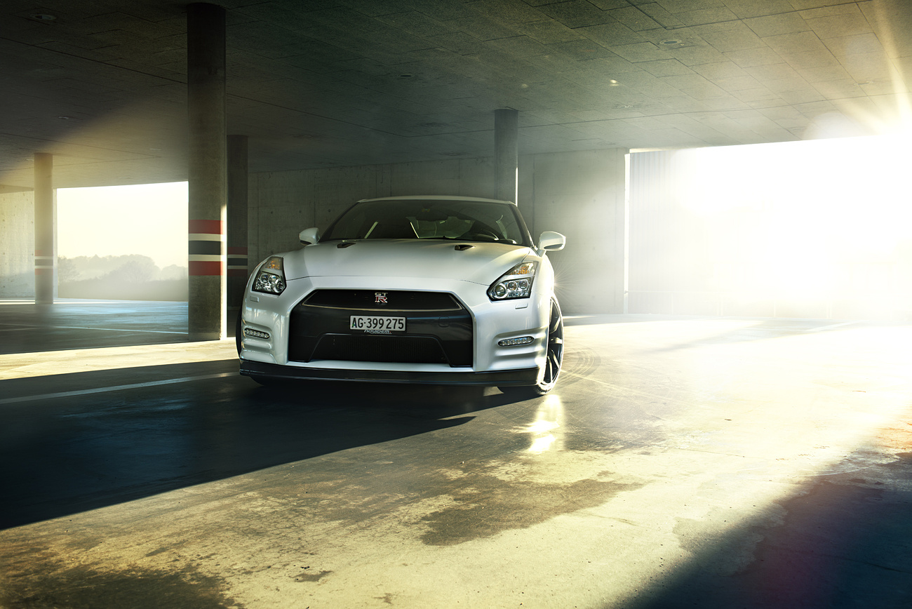 Nissan GTR by Pascal phPics