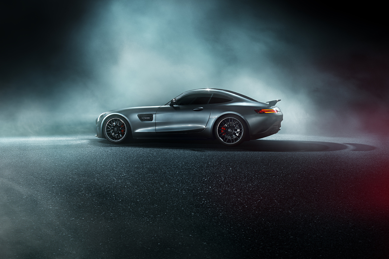 Mercedes AMG GT S by Pascal phPics