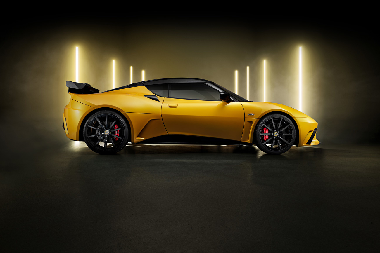 Lotus Evora GTE #3 by Pascal phPics