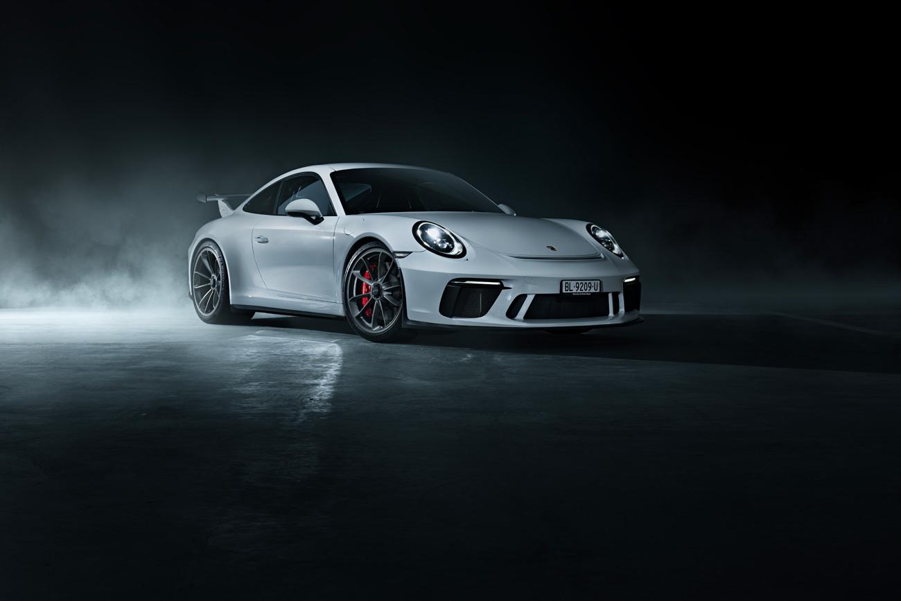 Porsche 911 GT3 by Pascal phPics