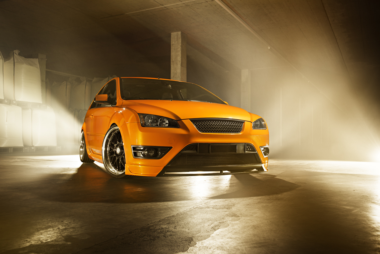 Ford Focus ST H&R Deep by Pascal phPics