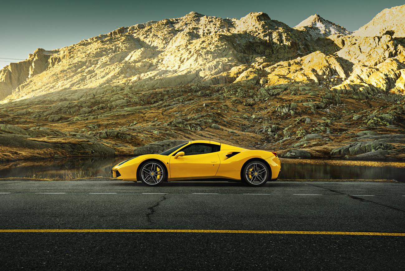 Ferrari 488 by Pascal phPics