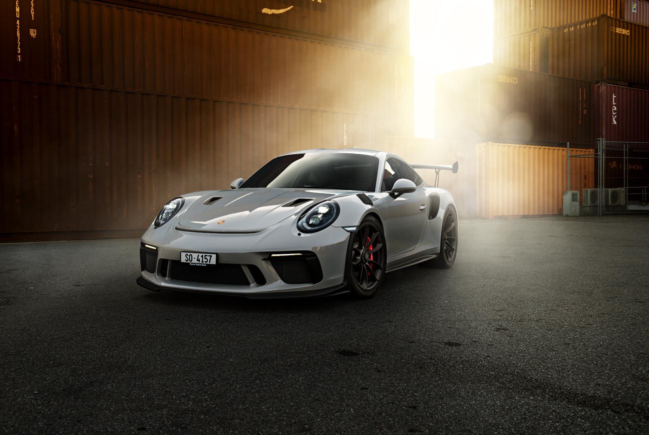 Porsche 911 GT3 RS 991.2 by Pascal phPics