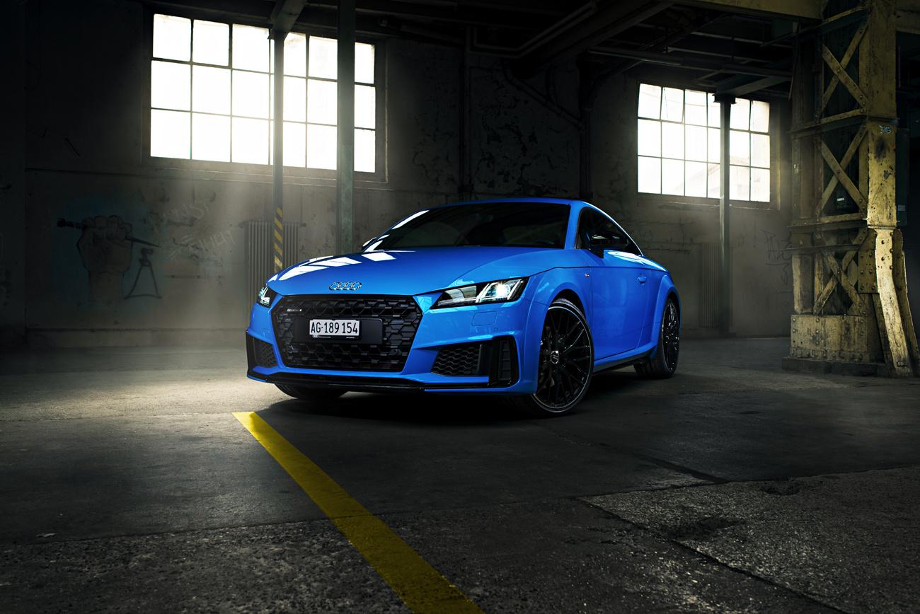 Audi TT by Pascal phPics