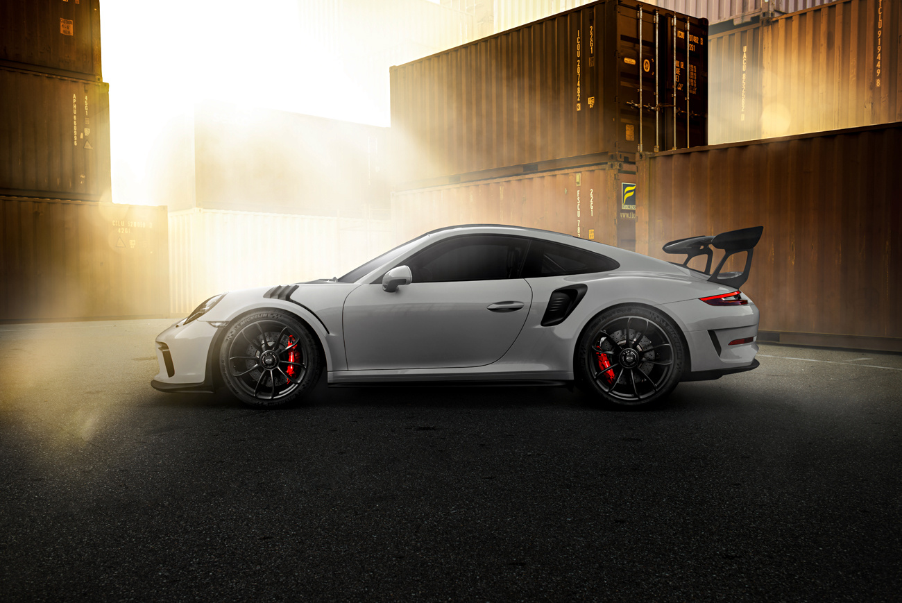 Porsche 911 GT3 RS by Pascal phPics