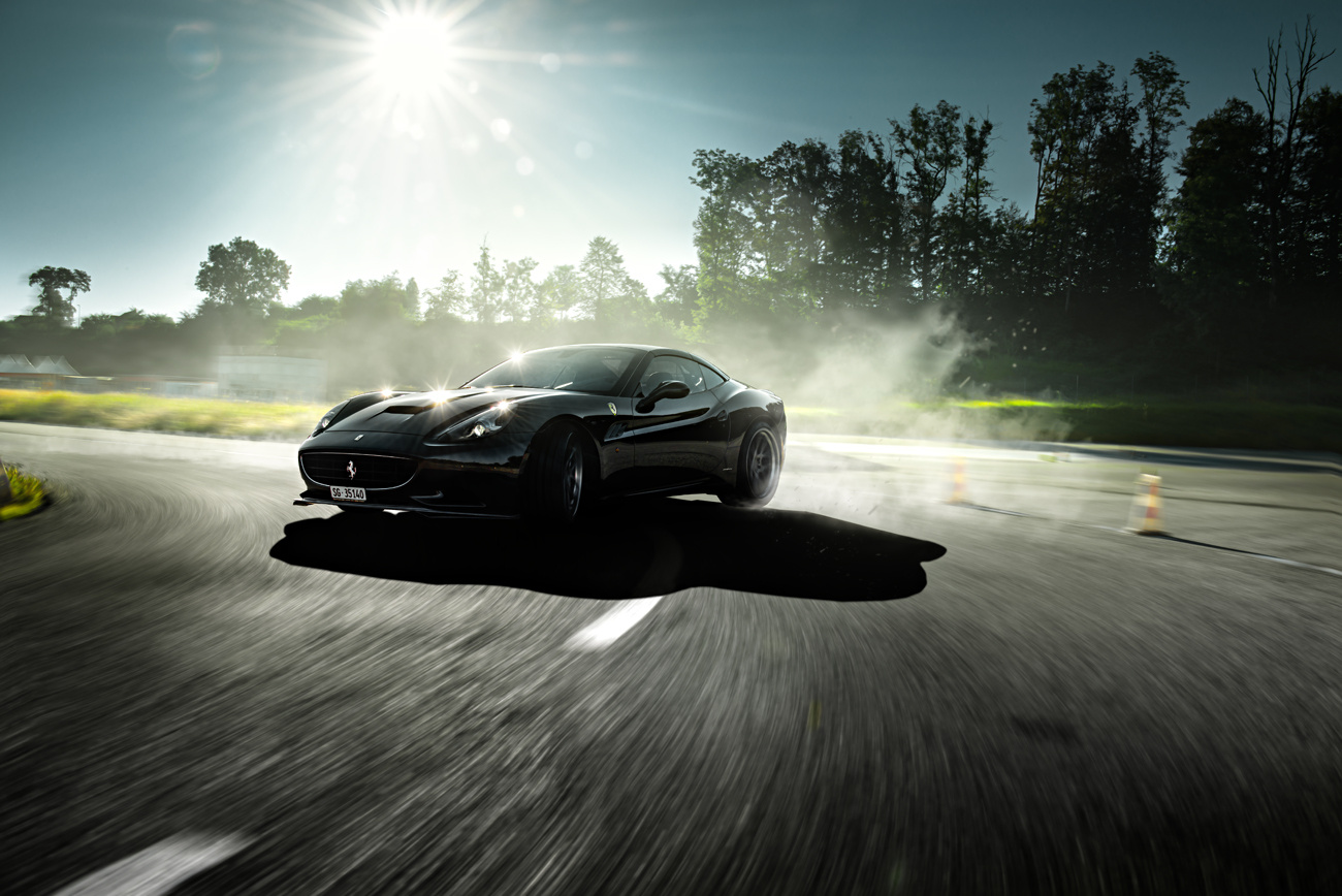 Ferrari California by Pascal phPics
