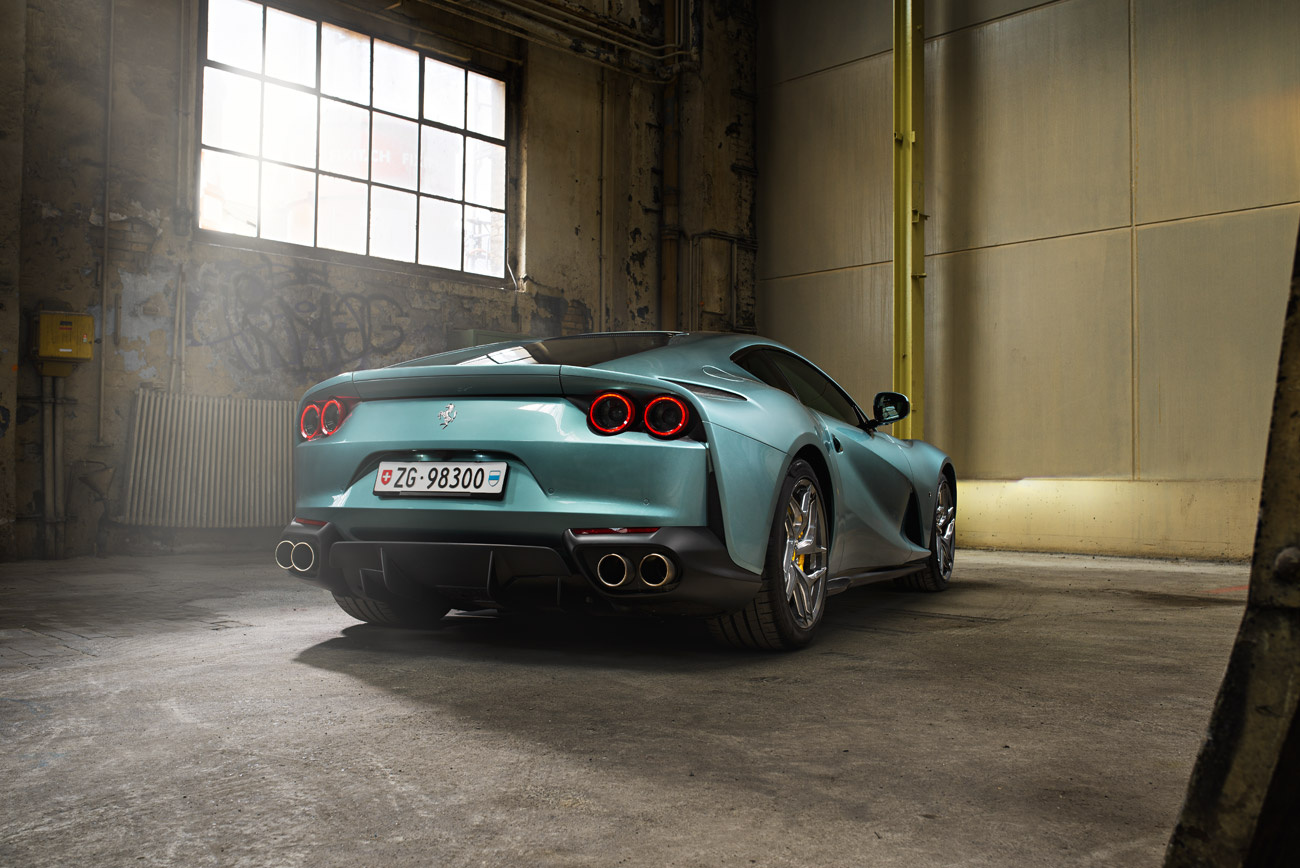 Ferrari 812 Superfast series by Pascal phPics