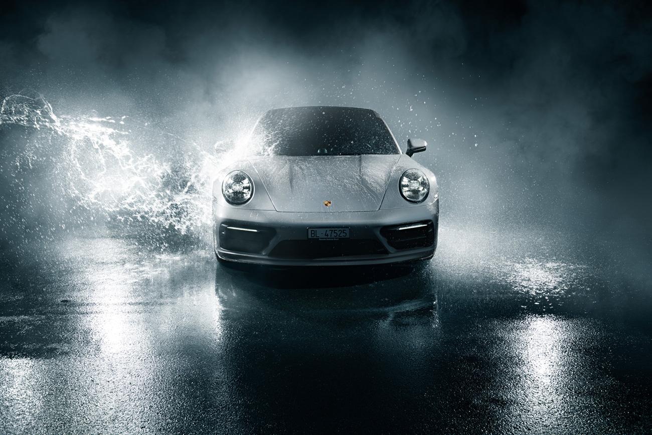 Porsche 911 Carrera 4S by Pascal phPics