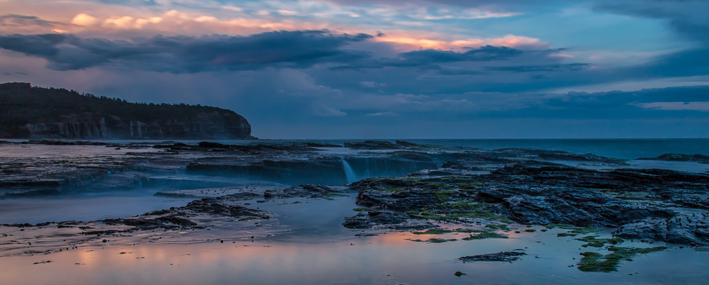 Northern Beaches by Elton Young