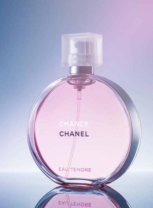 Chanel Chance Eau Tendre perfume by Yan Bazhenov