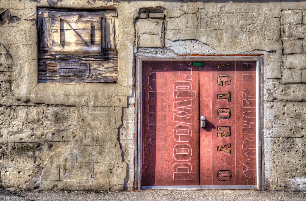 Hardwood by Frank Kruller