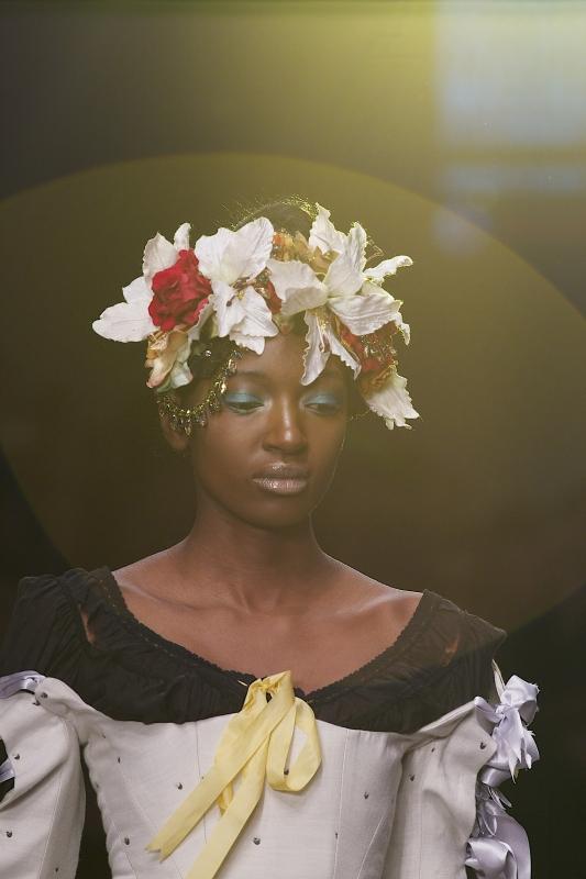 London Fashion weekend 1 by Mike Rickard