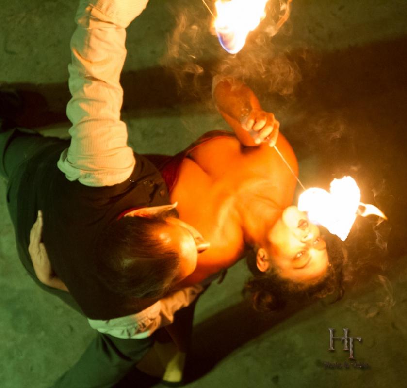 Heart On Fire by Hermawan Tjioe