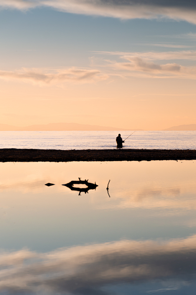 Fisherman by Phanes Chatzistamatiou