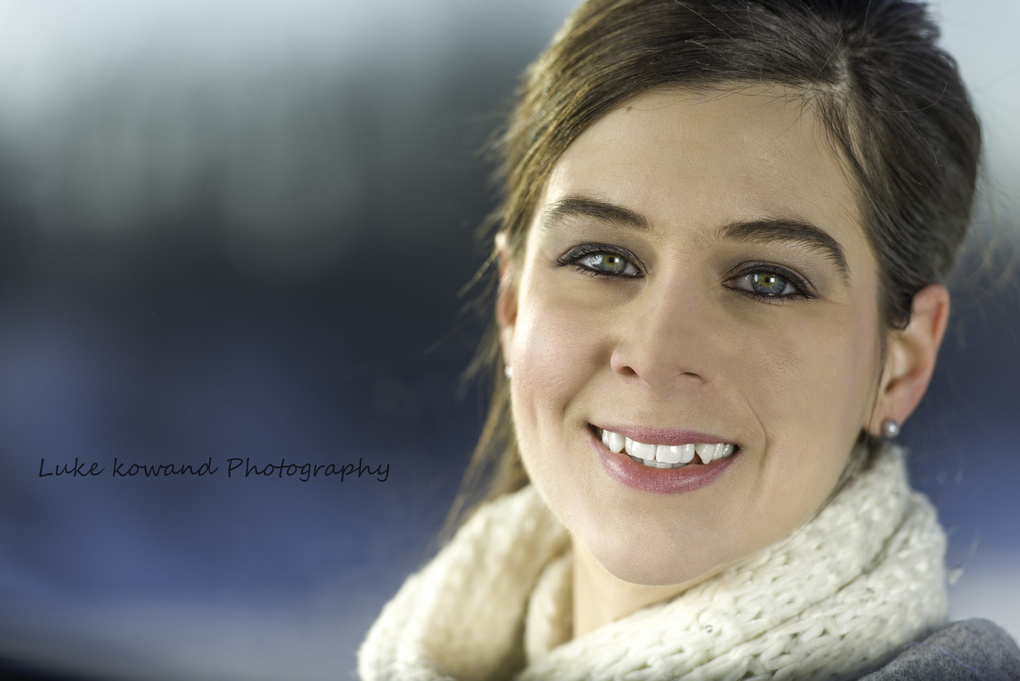 Emma - The Headshot by Luke Kowand