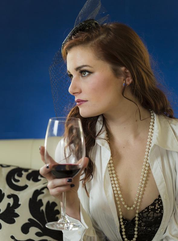 Vintage Wine by Michael Markovitch