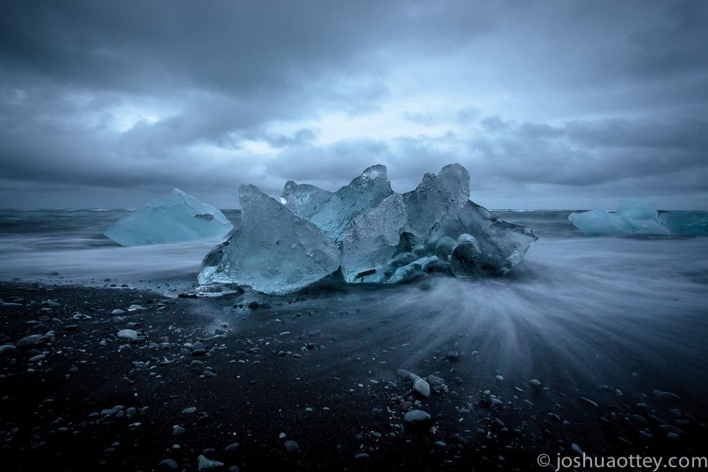 Iceberg 1 by Joshua Ottey