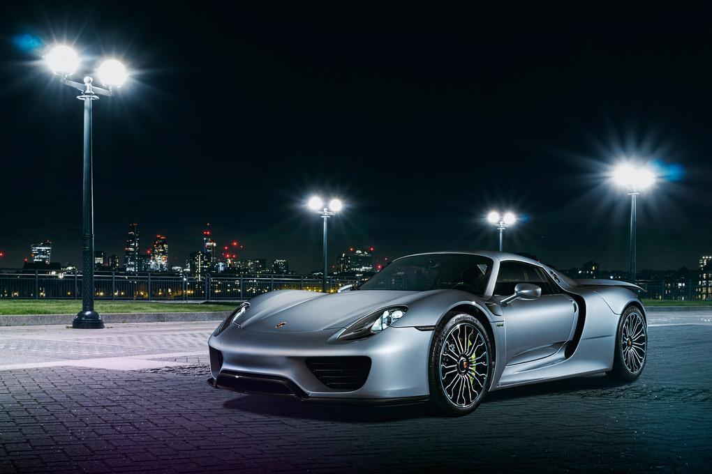 Porsche 918 Spyder by Chris Balo