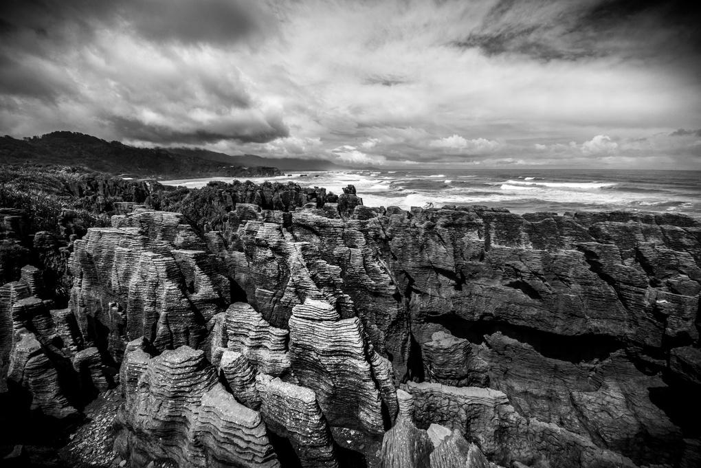 Pancake Rocks by Maximilian Mesch