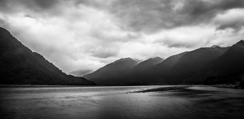 Deep River by Maximilian Mesch