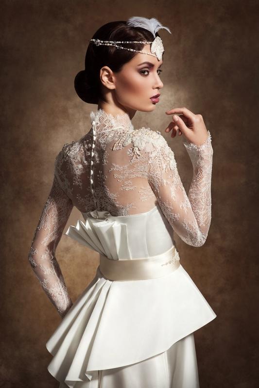 Wedding fashion by Kate Ignatenko