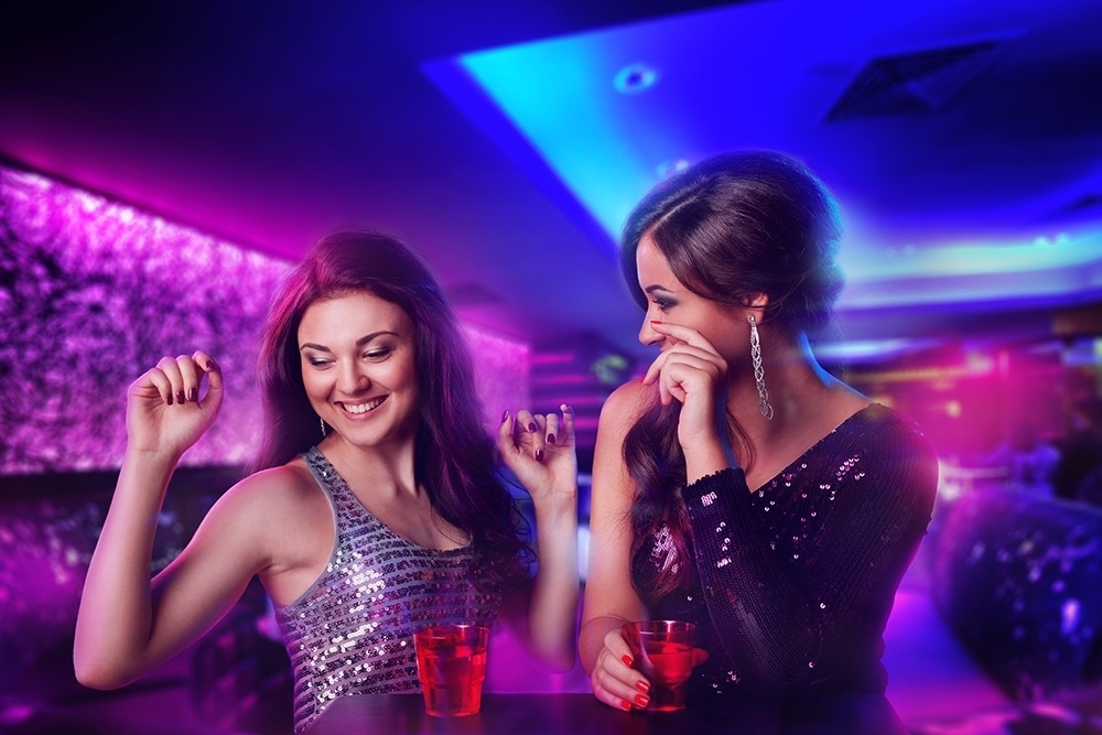 At the club by Kate Ignatenko