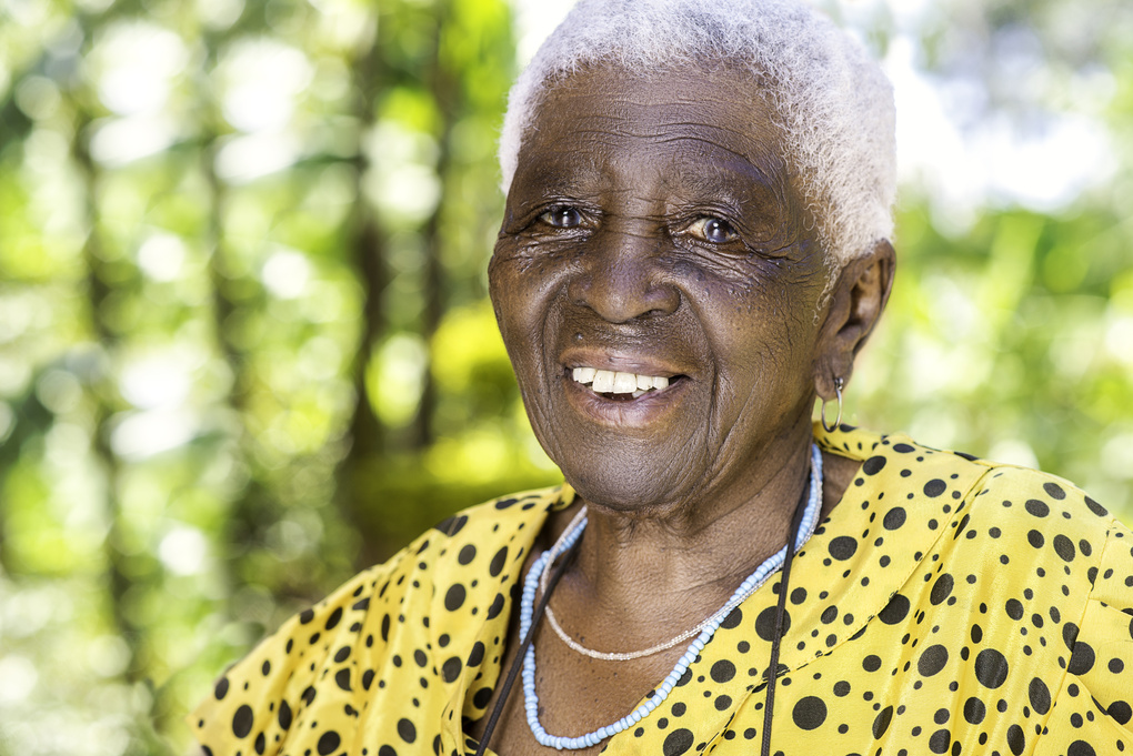 My GrandMother by Francis Mtey