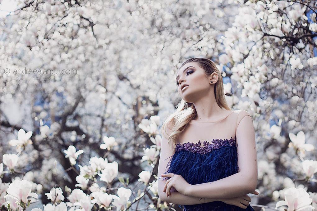 White Dream by Andreea Iancu