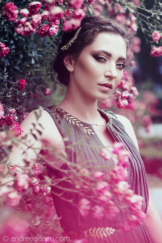 Rose Garden by Andreea Iancu