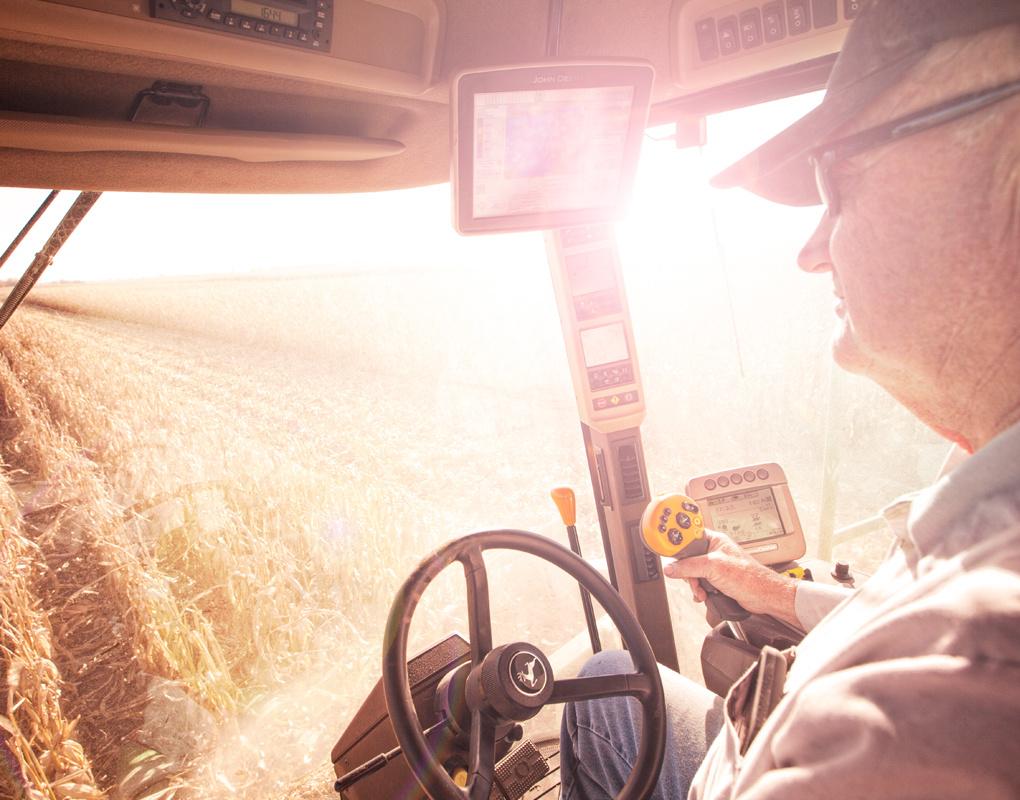 Everyday I'm Harvesting by Patrick Snyder