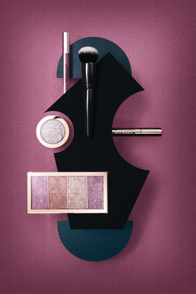 Chinese layered Revolution Cosmetics by Alex Koloskov