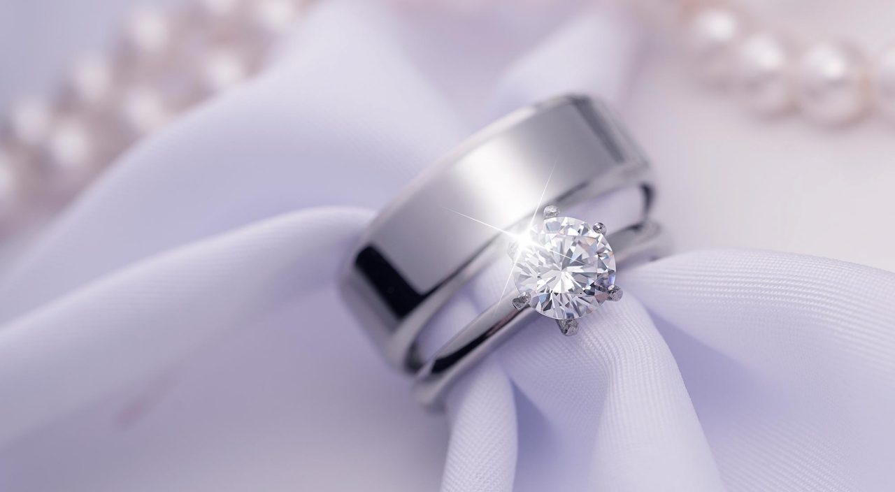 Wedding Rings by Alex Koloskov
