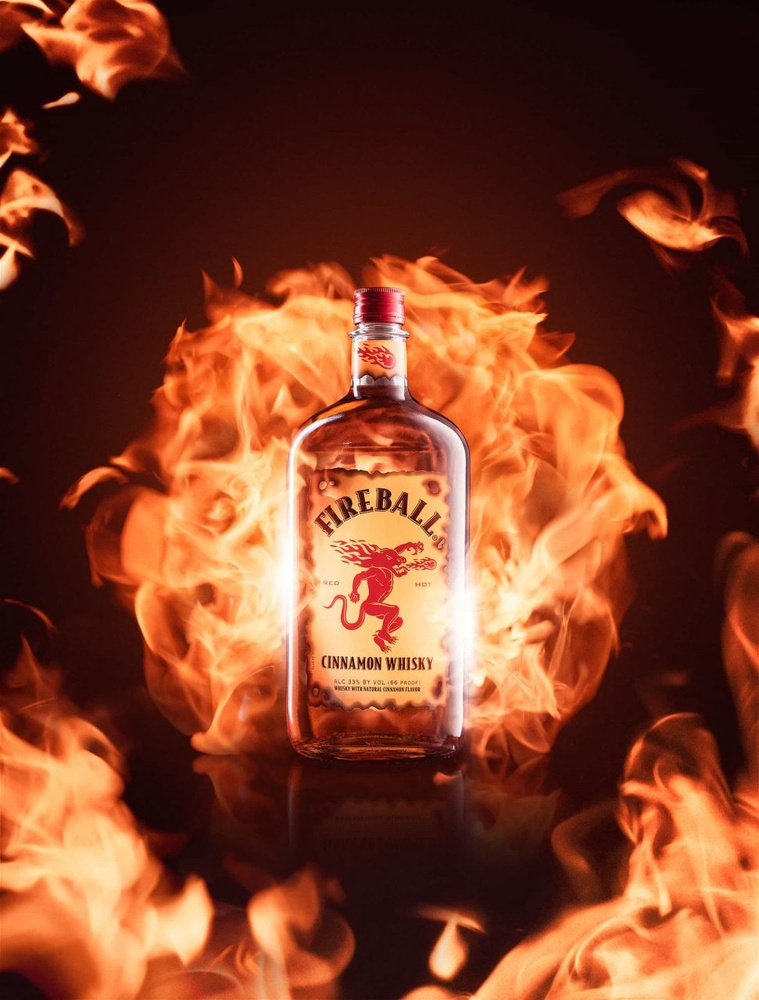 The Fireball by Alex Koloskov