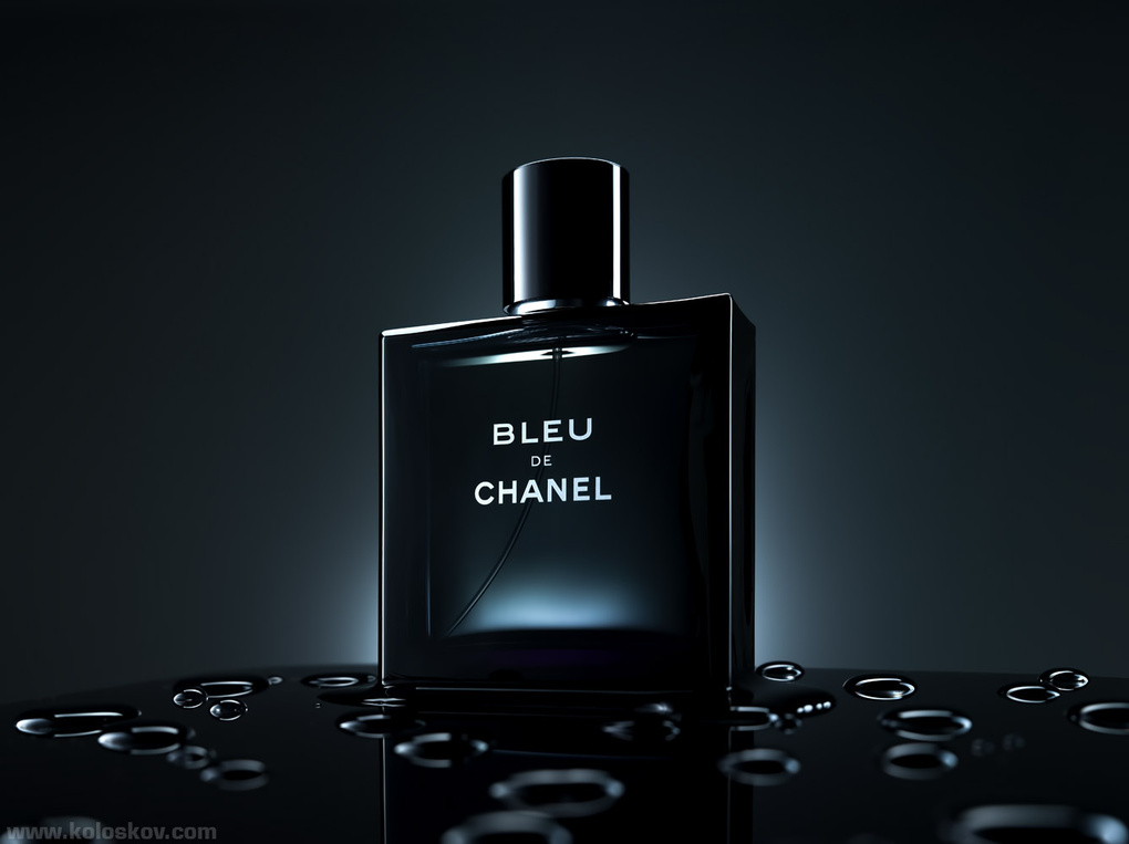 Perfume - advertisement for Photigy course by Alex Koloskov