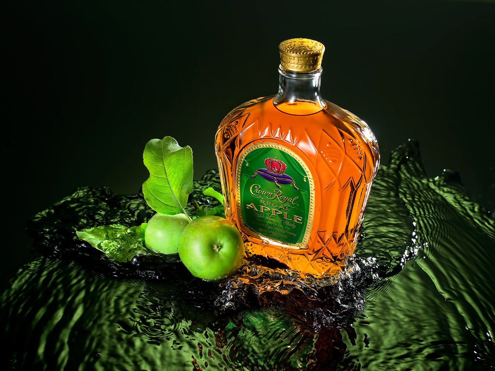 Apple whiskey  by Alex Koloskov
