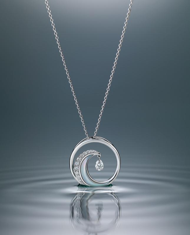 Jewelry  - diamond drop by Alex Koloskov