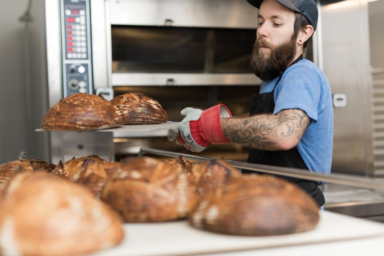 Alléz Bakery by David Stephen Kalonick