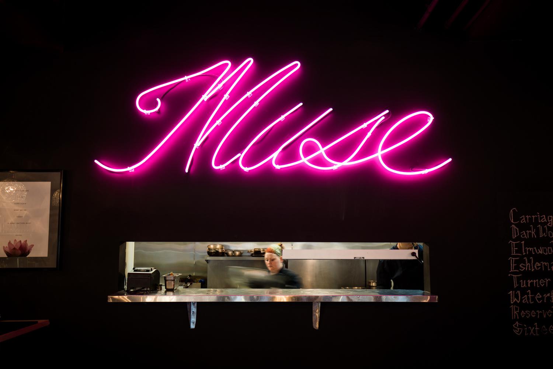 Muse by David Stephen Kalonick