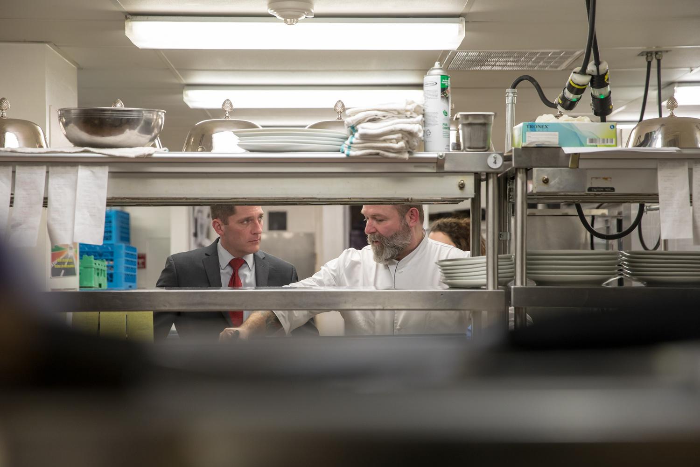 Chef Maxime Kien by David Stephen Kalonick