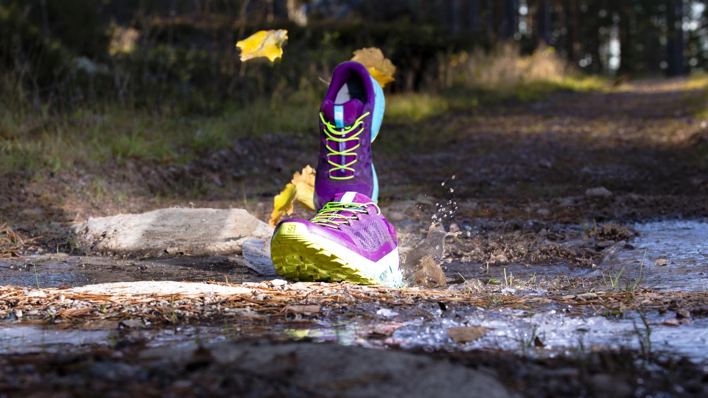 Running Salomon by Tiina Söderholm