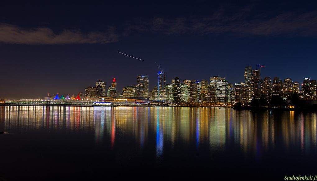 Vancouver by Tiina Söderholm