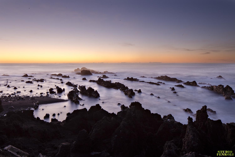 Azores lava beach by Tiina Söderholm
