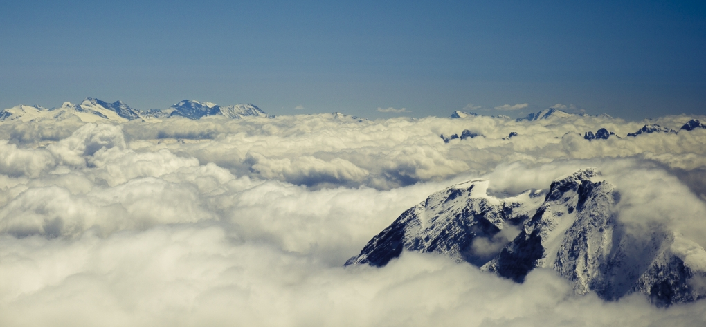German Alp-line  by Sky Neary