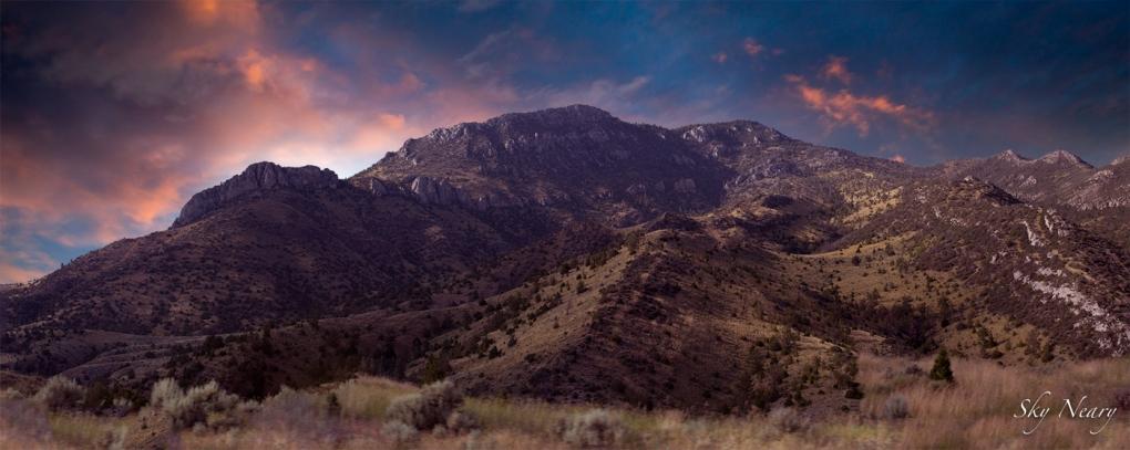 Montana Sunset by Sky Neary