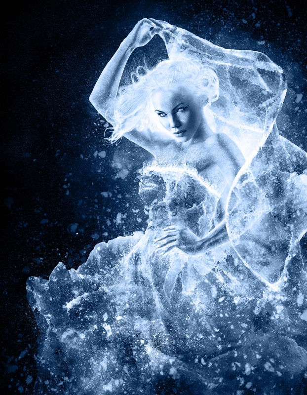 Ice Queen by Drew Lundquist