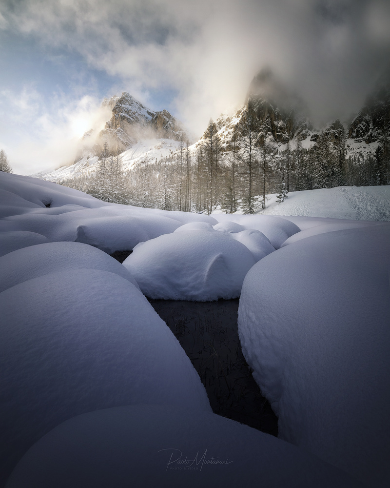Snow Icecream by Paolo Montanari