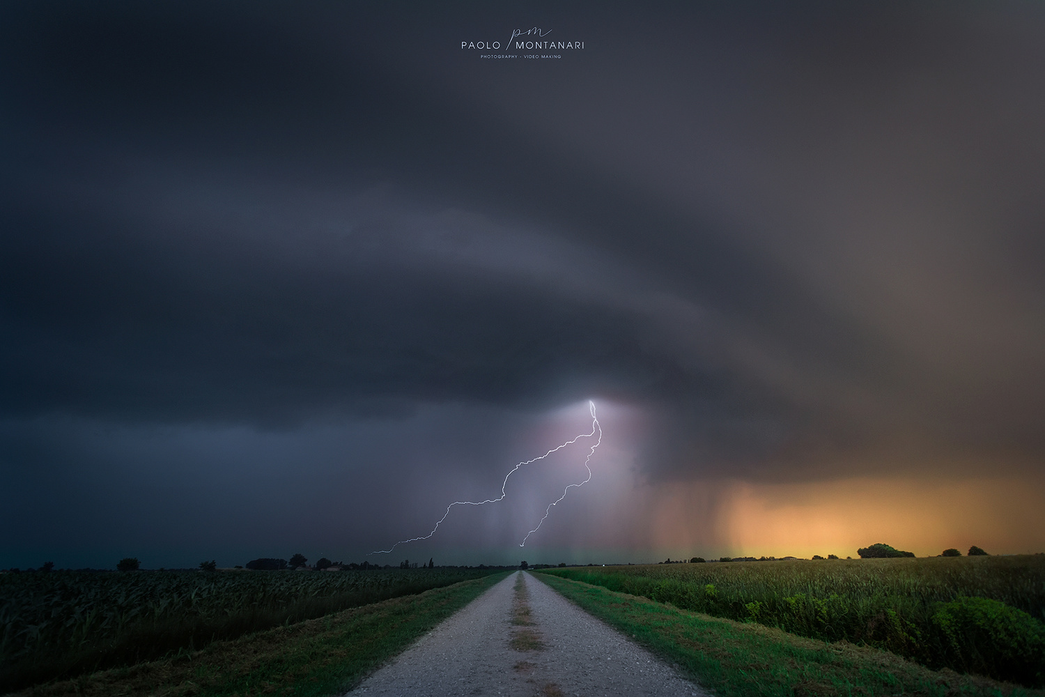 Storm is Coming by Paolo Montanari